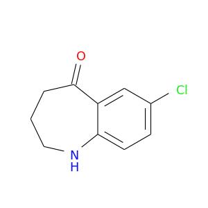 Clc1ccc2c(c1)C(=O)CCCN2