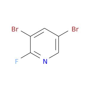 Brc1cnc(c(c1)Br)F