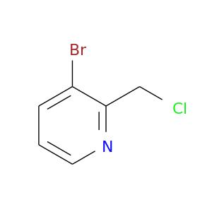 ClCc1ncccc1Br
