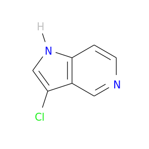 Clc1c[nH]c2c1cncc2