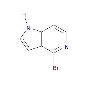 Brc1nccc2c1cc[nH]2
