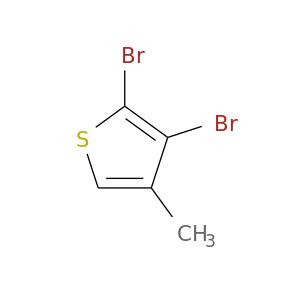 Cc1csc(c1Br)Br