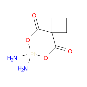 O=C1O[Pt](N)(N)OC(=O)C21CCC2