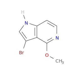 COc1nccc2c1c(Br)c[nH]2