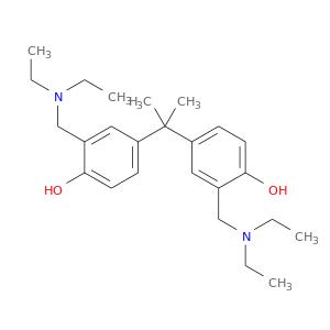 CCN(Cc1cc(ccc1O)C(c1ccc(c(c1)CN(CC)CC)O)(C)C)CC