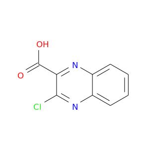 OC(=O)c1nc2ccccc2nc1Cl