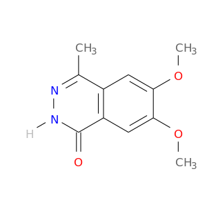 COc1cc2c(=O)[nH]nc(c2cc1OC)C