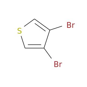 Brc1cscc1Br