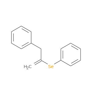 C=C([Se]c1ccccc1)Cc1ccccc1