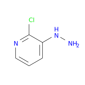 NNc1cccnc1Cl