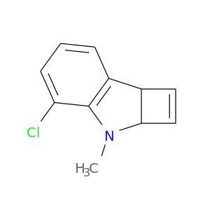 Clc1cccc2c1N(C)C1C2C=C1