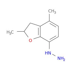 NNc1ccc(c2c1OC(C2)C)C