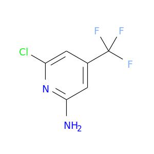 Nc1nc(Cl)cc(c1)C(F)(F)F