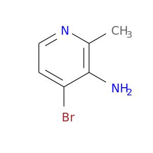 Brc1ccnc(c1N)C