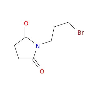 BrCCCN1C(=O)CCC1=O