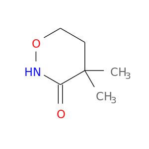 O=C1NOCCC1(C)C