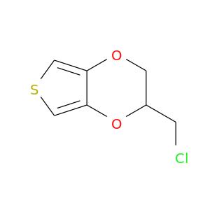 ClCC1COc2c(O1)csc2