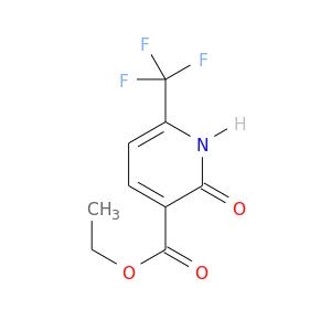 CCOC(=O)c1ccc([nH]c1=O)C(F)(F)F