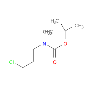 ClCCCN(C(=O)OC(C)(C)C)C