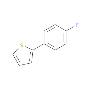 Fc1ccc(cc1)c1cccs1