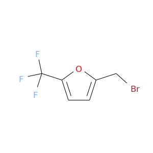 BrCc1ccc(o1)C(F)(F)F