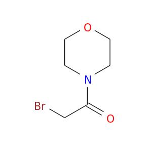 BrCC(=O)N1CCOCC1