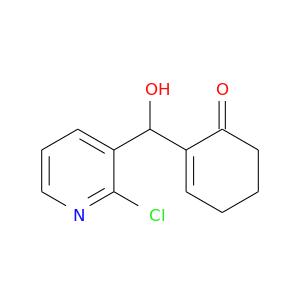 O=C1CCCC=C1C(c1cccnc1Cl)O