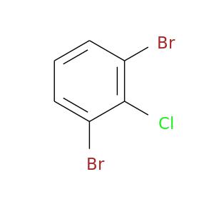 Brc1cccc(c1Cl)Br