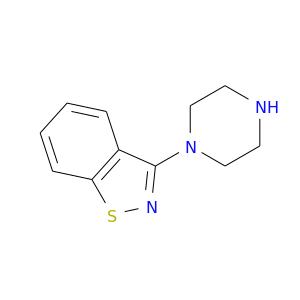 N1CCN(CC1)c1nsc2c1cccc2