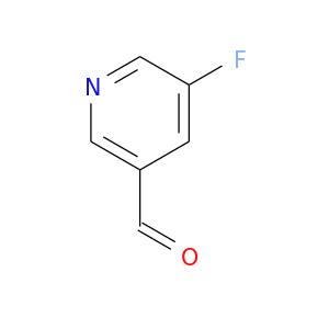 Fc1cc(C=O)cnc1