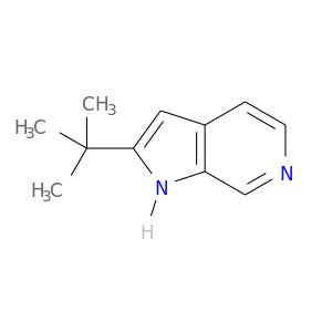 CC(c1cc2c([nH]1)cncc2)(C)C