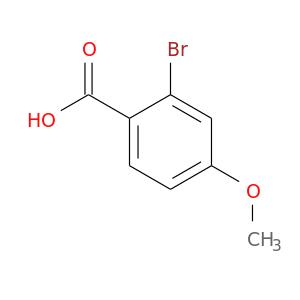 COc1ccc(c(c1)Br)C(=O)O