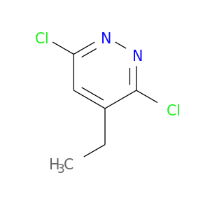 CCc1cc(Cl)nnc1Cl
