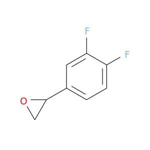 Fc1ccc(cc1F)C1CO1