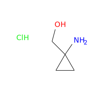 OCC1(N)CC1.Cl