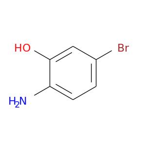 Brc1ccc(c(c1)O)N