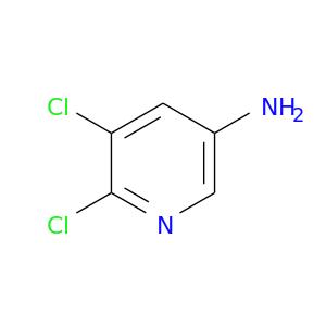 Nc1cnc(c(c1)Cl)Cl