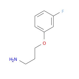 NCCCOc1cccc(c1)F