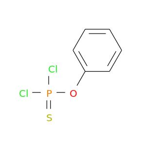 ClP(=S)(Oc1ccccc1)Cl