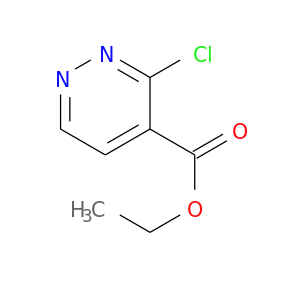 CCOC(=O)c1ccnnc1Cl