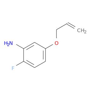 C=CCOc1ccc(c(c1)N)F