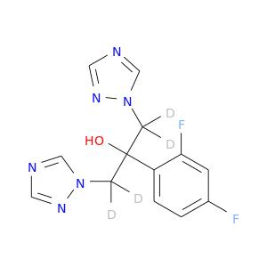 Fc1ccc(c(c1)F)C(C(n1cncn1)([2H])[2H])(C(n1cncn1)([2H])[2H])O