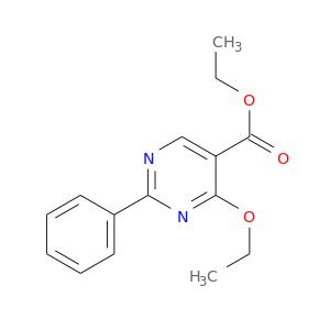 CCOc1nc(ncc1C(=O)OCC)c1ccccc1