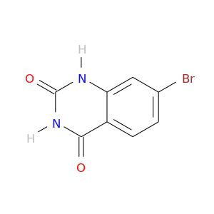 Brc1ccc2c(c1)[nH]c(=O)[nH]c2=O