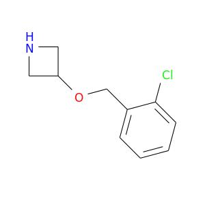 Clc1ccccc1COC1CNC1