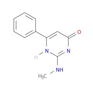 CNc1[nH]c(cc(=O)n1)c1ccccc1