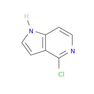 Clc1nccc2c1cc[nH]2