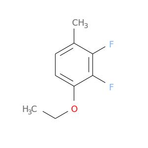 CCOc1ccc(c(c1F)F)C#N