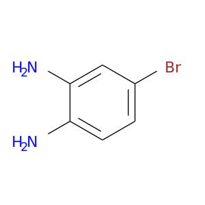 Brc1ccc(c(c1)N)N