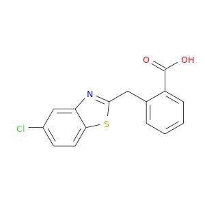 Clc1ccc2c(c1)nc(s2)Cc1ccccc1C(=O)O